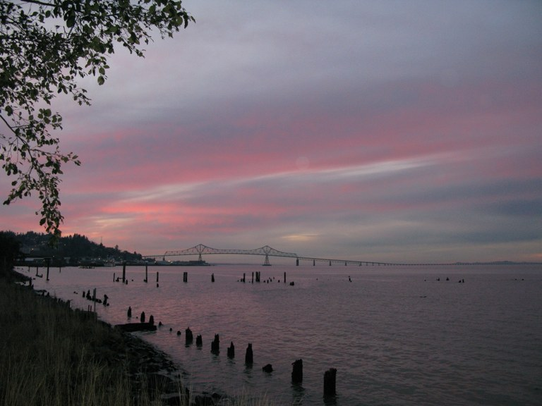 Astoria Sunset