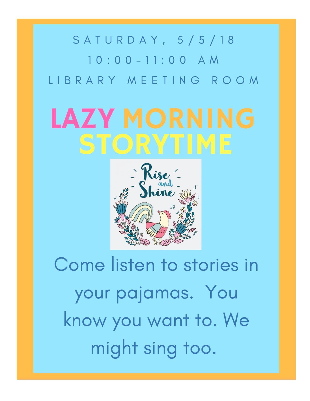 05.05.18 Saturday Event Lazy ST.jpg