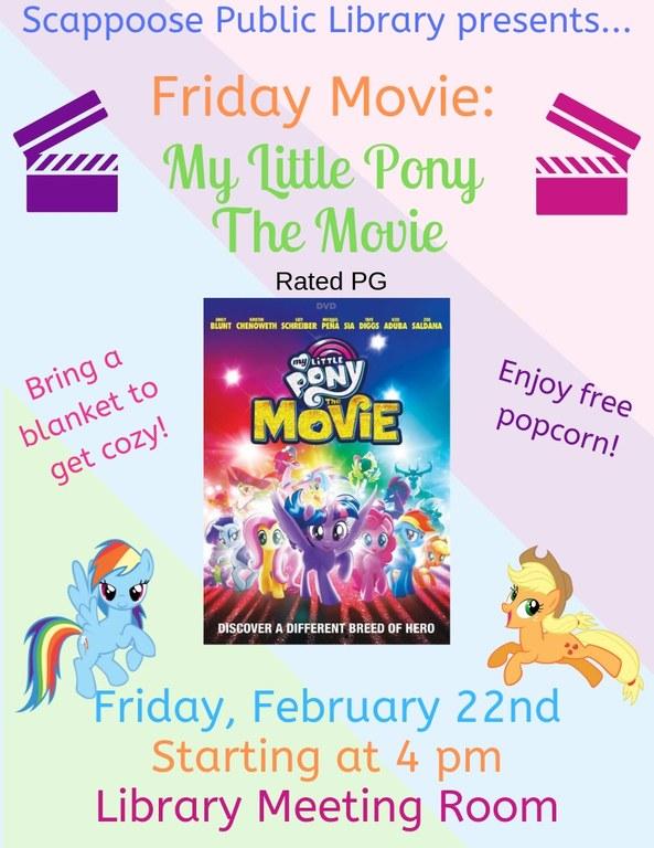2.22.19 Friday movie my little pony.jpg