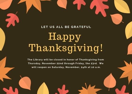 Brown Fall Leaves Thanksgiving Card.jpg