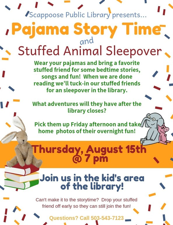 Pajama Storytime and stuffed animal sleepover.jpg